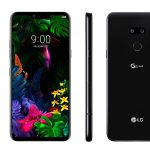 LG G8 ThinQ: display as a speaker and amplifier