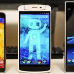 The best smartphones of the beginning of 2014