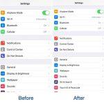 قم بتغيير دقة شاشة جهاز iPhone الخاص بك باستخدام قرص Upscale