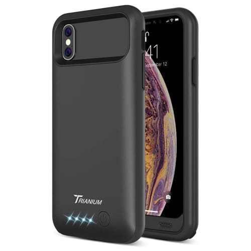 b7f800c40d6 Trianium Atomic Pro es actualmente el mejorEstuche de batería para la  mayoría de los usuarios de iPhone que no quieren gastar dinero en comprar  un estuche ...