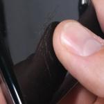 Der Fingerabdruckscanner des Galaxy S10 funktioniert nicht gut mit einer Schutzfolie