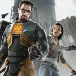 Gabe Newell advised Half-Life fans not to die in the next five years.
