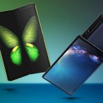 Comparison of Samsung Galaxy Fold and Huawei Mate X