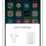 How to check AirPods charging via iPhone