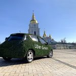 UberGREEN launched in Kiev: prices as in UberSELECT, Tesla can come to the call