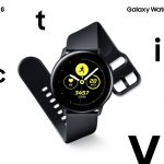 Smart watch Samsung Galaxy Watch Active is already in Ukraine with a price tag of 7000 UAH