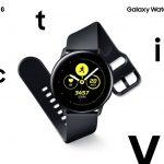 الساعات الذكية Samsung Galaxy Watch Active موجود بالفعل في أوكرانيا بسعر 7000 غريفنا