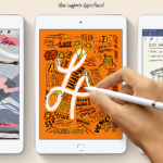 Apple představil iPad Mini 5 a aktualizovaný iPad Air 10.5 s podporou A12 Bionic Chip a Apple Pencil Support