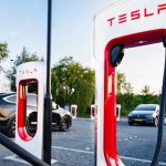 Tesla introduced a new charging station Supercharger V3