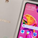 "Ready to go: the flagship Huawei P30 Pro ""live"" and in packaging"