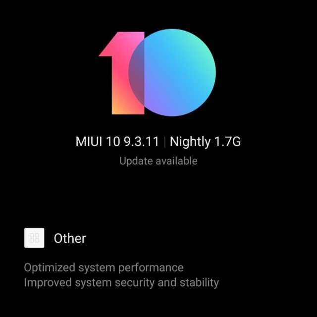 Xiaomi launched beta testing of Android Pie firmware for Mi