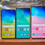 Galaxy S10, Galaxy S10 Plus and Galaxy S10e with an update will receive support for fast charging at 25 watts