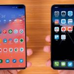 Comparison of Samsung Galaxy S10 + and Apple iPhone XS Max
