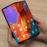 Chinese smartphone for $ 4000: Huawei Mate X appeared on Aliexpress