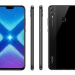The global version of the smartphone Honor 8X received Android Pie with EMUI 9 shell