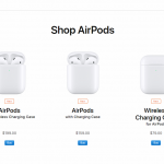 Updated Apple AirPods