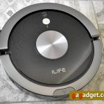 Overview of the smart robot vacuum cleaner ILIFE A9s: cleans-washes, builds walls