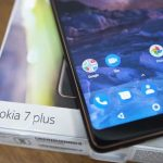 "Smartphones Nokia 7 Plus ""merged"" user data in China"