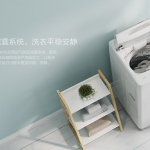 Redmi 1A - Xiaomi brand washing machine with a load of up to 8 kg of linen for only $ 120