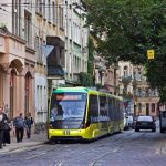 Vodafone for a month made free travel in Lviv