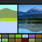 NVIDIA's GauGAN graphic editor will make even a one year old child an artist