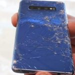 Better not to drop: the flagship of the Samsung Galaxy S10 failed the drop test