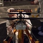 The first helicopter for flights to Mars from NASA has been successfully tested