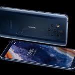 Nokia 9 PureView الرائد في أوكرانيا: هاتف ذكي مكون من خمس غرف وبسعر 21000 غريفنا