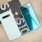 How to avoid accidental touches on the screen of the Galaxy S10, S10 +