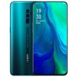 Renders Oppo Reno 10x Zoom: Triple camera and display without openings and cutouts