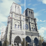 Notre Dame Cathedral can be restored in detail thanks to Assassin's Creed: Unity
