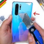 Huawei P30 Pro coped with JerryRigEverything better than its predecessors