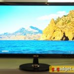 A quick overview of the budget monitor with Asus VS239N IPS-matrix