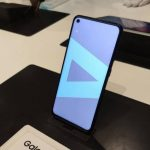 Samsung Galaxy A60: a smart phone with a talking Infinity-O display and a 32 megapixel selfie camera for $ 300