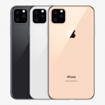 Pictures of iPhone XI and iPhone XI Max layouts have leaked to the network