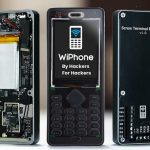 Compact hacker VoIP phone WiPhone