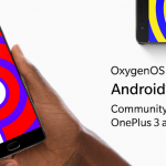 OnePlus 3 and OnePlus 3T have received a beta version of Android Pie with OxygenOS 9