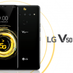 Коли вийде і скільки буде коштувати смартфон LG V50 ThinQ 5G