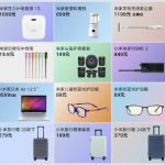 Xiaomi still introduced 20 products in one day