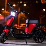 Mi HIMO Electric Bicycle T1 on Xiaomi crowdfunding: electric bike with a range of up to 120 km