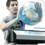 Das interaktive Display von DisplAir wird am 28. März in den Verkauf gehen