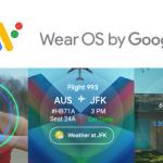Google hat das Wear OS-Update mit Kacheln eingeführt: Karten mit den erforderlichen Informationen für den Benutzer
