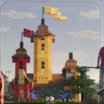 Microsoft announced Minecraft Earth with augmented reality in the spirit of Pokemon Go