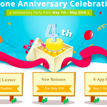 Free registration codes and mega-discounts from iMyFone in honor of the celebration of the 4th anniversary