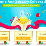 Kostenlose Registrierungscode und Mega-Rabatte von iMyFone zu Ehren der Feier des 4. Jahrestages