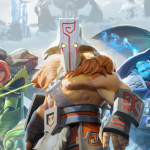 Valve announced the game on the universe Dota, based on the modification of Dota Auto Chess
