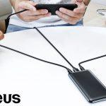 Нові китайські бренди: Baseus - зарядні пристрої, кабелі та навушники