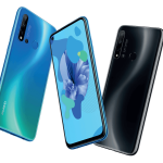 Huawei P20 Lite (2019) will get a 6.4 ″ screen with a cut-out, a camera with four modules and a 4000 mAh battery