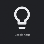 Google is testing the dark interface theme in the Keep app
