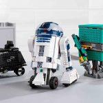Programovatelný R2-D2: LEGO představil novou sadu pro fanoušky Star Wars
